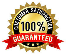 Customer Statisfaction 100%